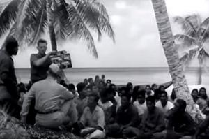 трагедия островитян