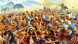 чем закончились греко-персидские войны