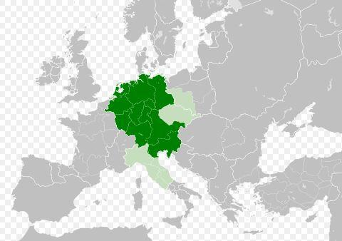 какие государства были у немцев