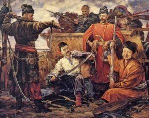 какими были казаки