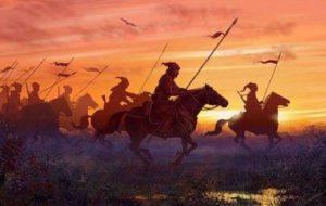 как сражались казаки