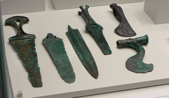 как выглядели орудия и украшения кобанской культуры