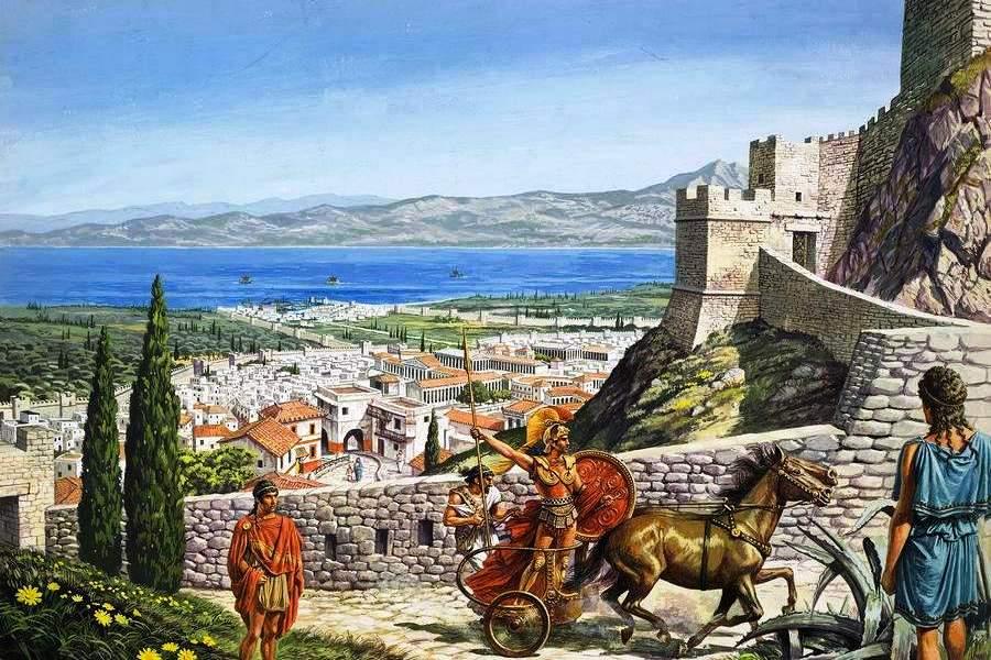 чем закончилась первая малая пелопоннесская война