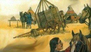 почему казахский язык похож на татарский киргизский ногайских карачаевский балкарский кумыкский