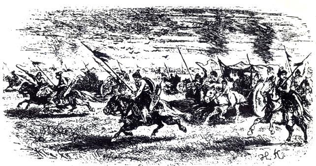 каким казахстан был раньше в средневековье