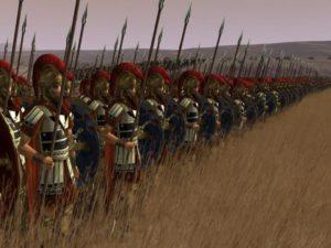 как воевали между собой греческие союзы