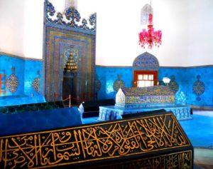 где хоронят султанов