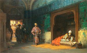 кто был четвертым султаном