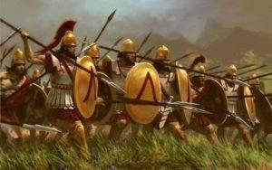 кто был сильнее афины или спарта