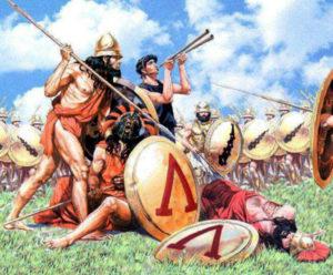 что стало со спартой в результате пелопоннесской войны