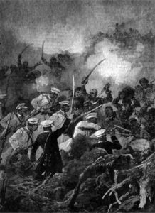 как чеченцы раньше воевали с россией