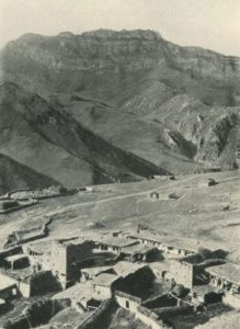 где размещались чеченские селения