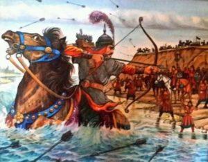 как джалалу д дин воевал с монголами
