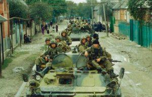 когда была вторая чеченская война
