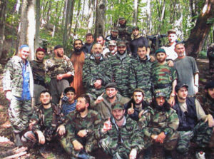 кто у чеченцев был главным на войне