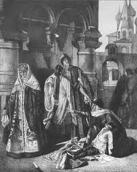 что за царевич дмитрий погиб