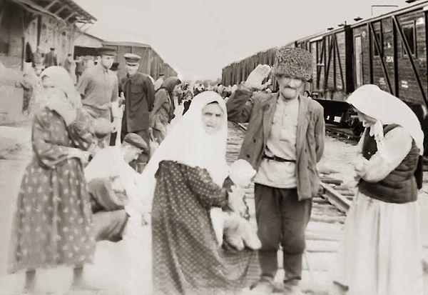 как чеченцы возвращались на родину из депортации