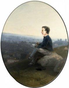 портрет Айвазовского в детстве