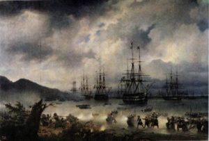 Айвазовский и Кавказская война