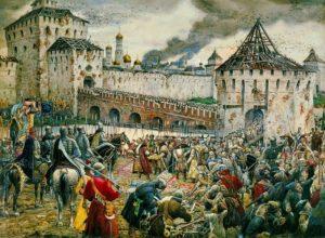 кто победил поляков и литовцев