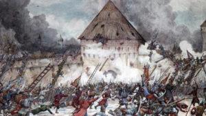 как москву освобождали от поляков и литовцев
