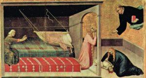 младенцы Средневековья
