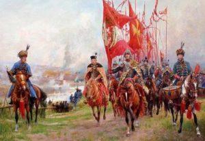 как россия воевала с поляками и литовцами