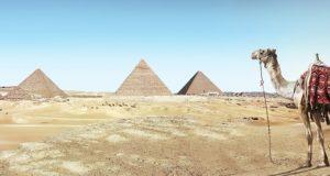 откуда пирамиды в Египте
