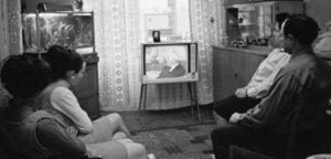 когда телевидение получило распространение в ссср