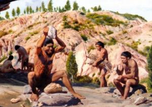 как жили люди шелльской и ашельской культур