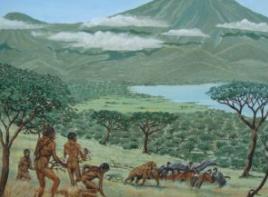 какая человеческая культура самая древняя