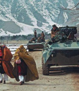 к чему привел ввод советских войск в афганистан
