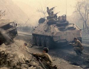 как было в афганистане советским войскам