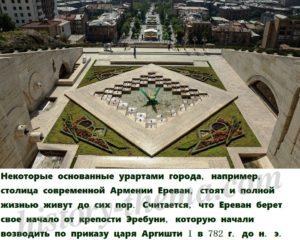 когда построили Ереван