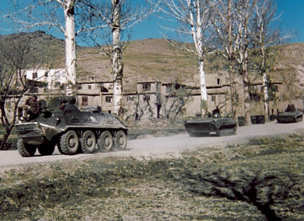 когда была война ссср в афганистане