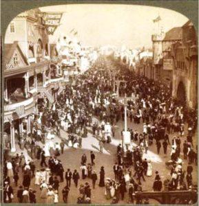 что было на выставке 1904