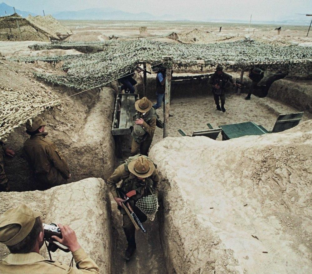почему война в афганистане затянулась