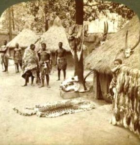 когда была выставка аборигенов