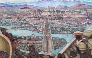 где жили ацтеки майя и инки