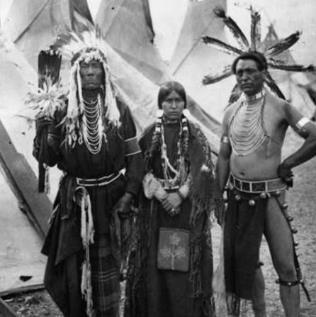 как выглядят индейцы