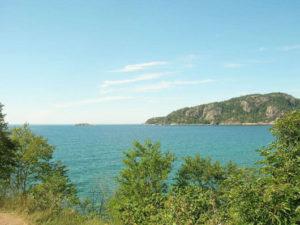 откуда появились озера на севере америки