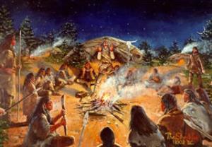 почему у индейцев разная культура