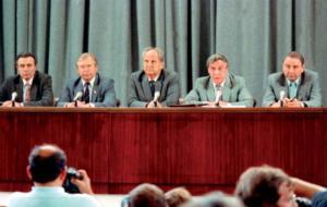 были ли попытки не допустить распад ссср или остановить падение советского социалистического строя