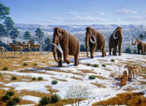 что было во время последней ледниковой эпохи