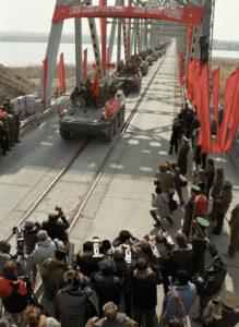 когда советские войска ушли из афганистана