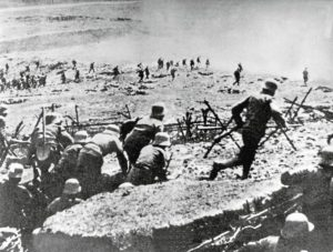 что делала австрия в первую мировую войну