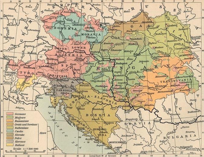 что такое австро венгрия