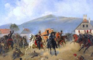 когда русская армия подавляла восстание в венгрии