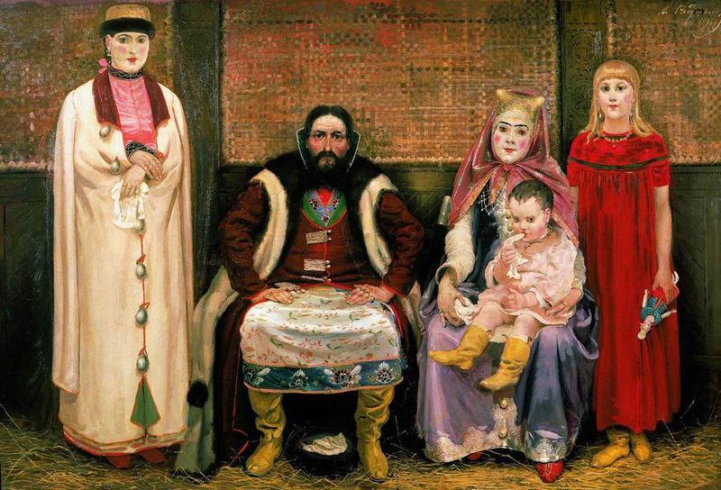 как соборное уложение 1649 года регулировало семейные отношения