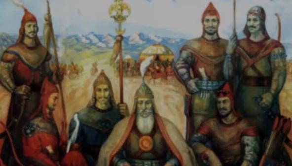 откуда происходят туркмены